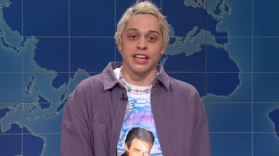 Pete Davidson 'can't believe' he's back on 'Saturday Night Live'