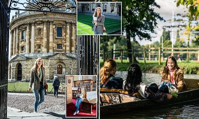 Princess Elisabeth of Belgium, 19, beginsOxford university degree