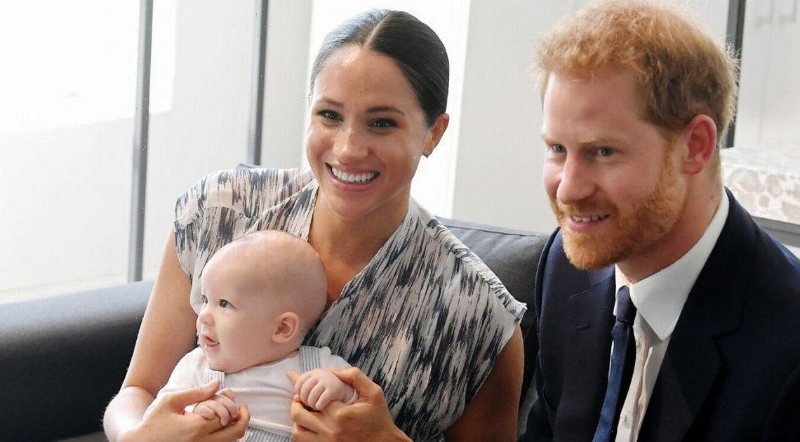 Royal who questioned Archie's skin colour was 'just being realistic', ex-footballer says