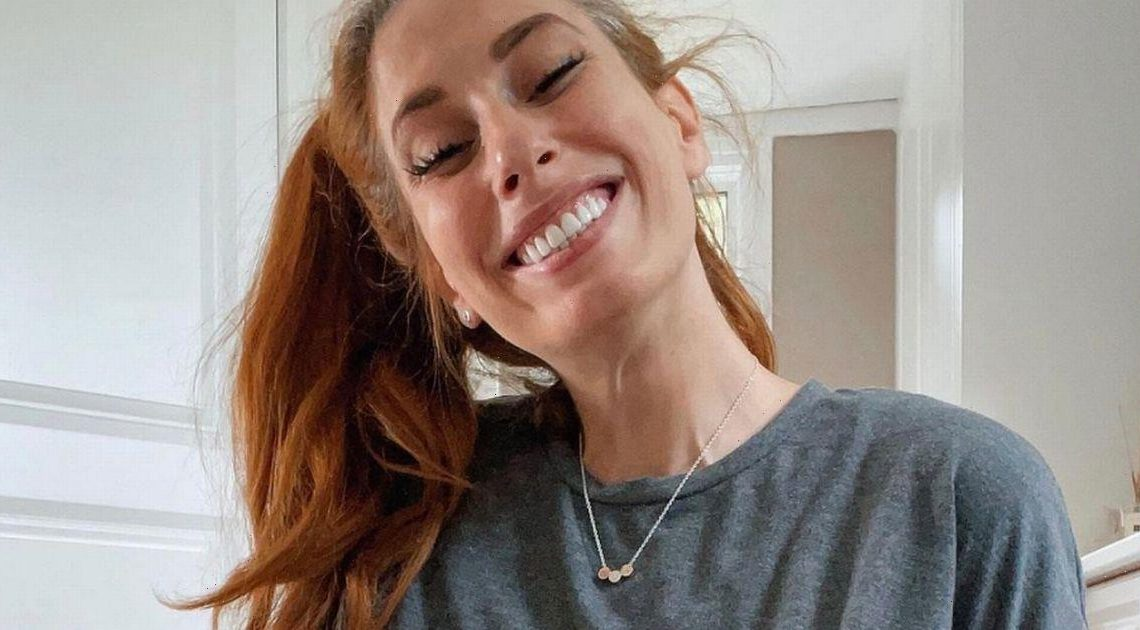 Stacey Solomon confirms she hasn't given birth yet as she explains social media absence
