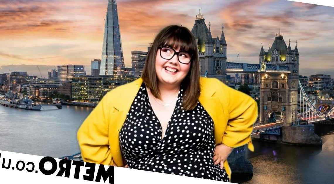 Stand-up comedian Sofie Hagen reveals their favourite spots in London
