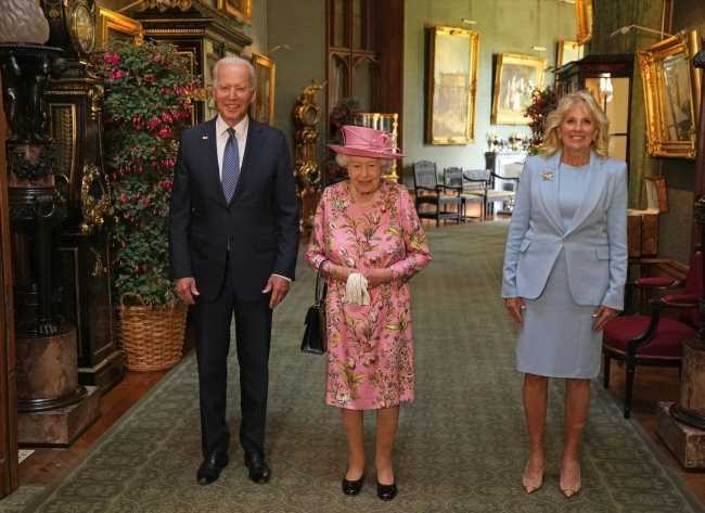 The Queen's image is being damaged in America by protecting Prince Andrew