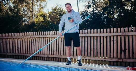The Strange Allure of Pool-Cleaning Videos