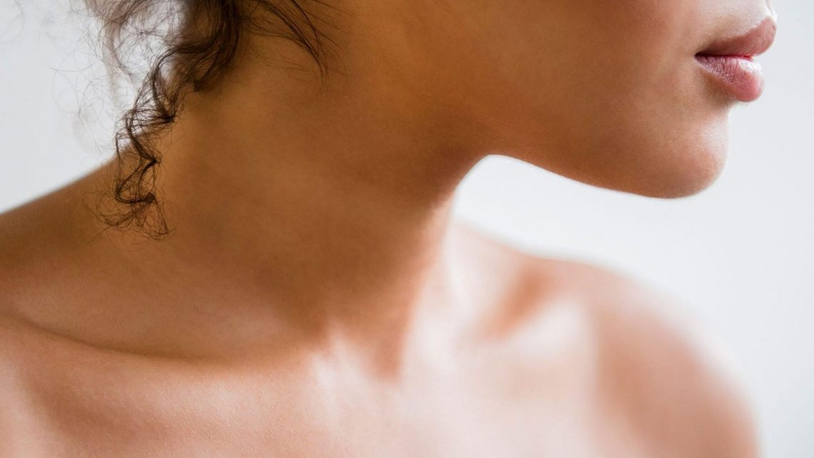 """This """"Holy Grail"""" Neck Cream Visibly Firms Skin Immediately, According to Shoppers"""