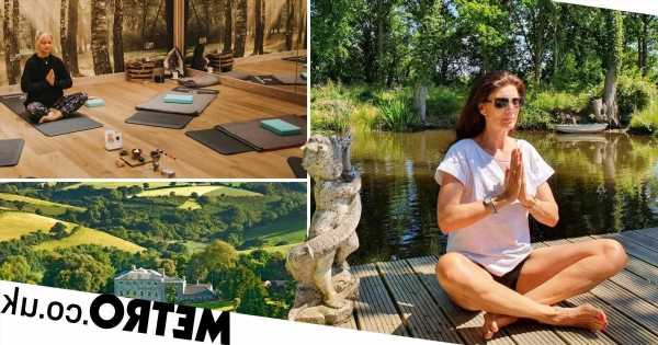 Try tai-chi, meditate or do a digital detox at these UK mindfulness retreats