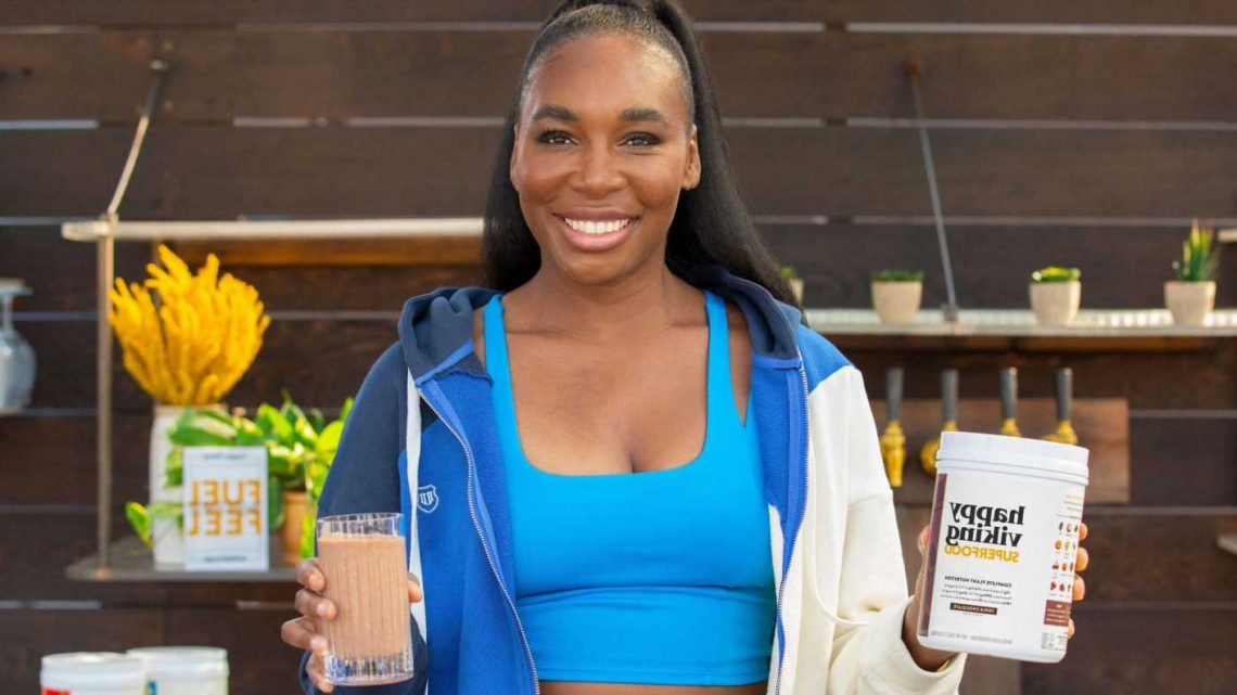 Venus Williams Wants To Help You Go Plant-Based