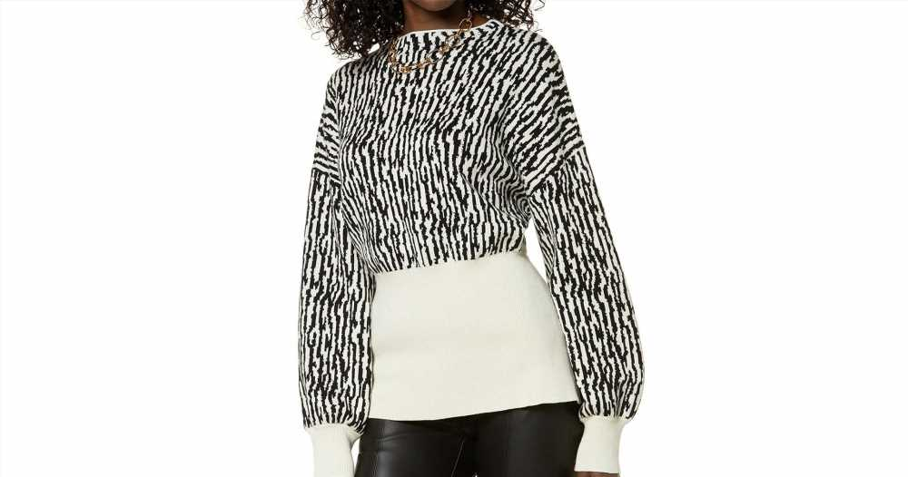 We Think This Chic Sweater Hiding at Nordstrom Is Going to Sell Out